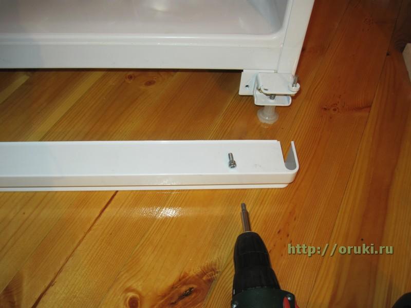 Ремонт двери холодильника атлант своими руками видео