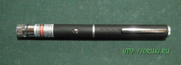Подходящий вариант лазерной указки для настройки линейных дымовых пожарных извещателей Луч-1 и подобных