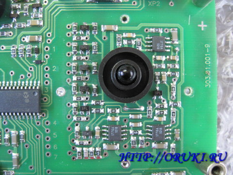 Усилитель сигнала фотоприемника Луч-3