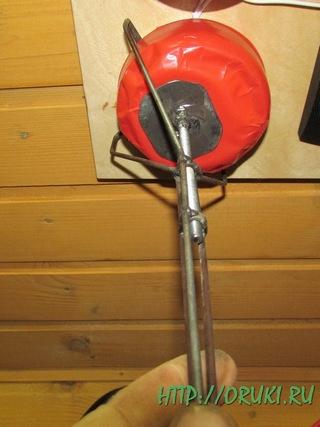 Съемник защитных колпаков пожарных извещателей