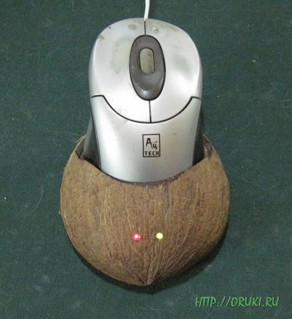 Зарядное устройство для беспроводной мыши своими руками