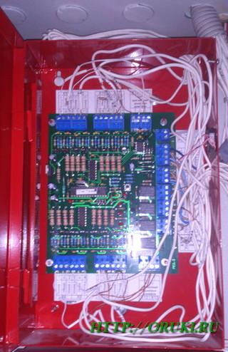 БА-2 (БСУ) Спектрон на 16 шлейфов