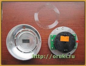 fife sensor RF03-DO