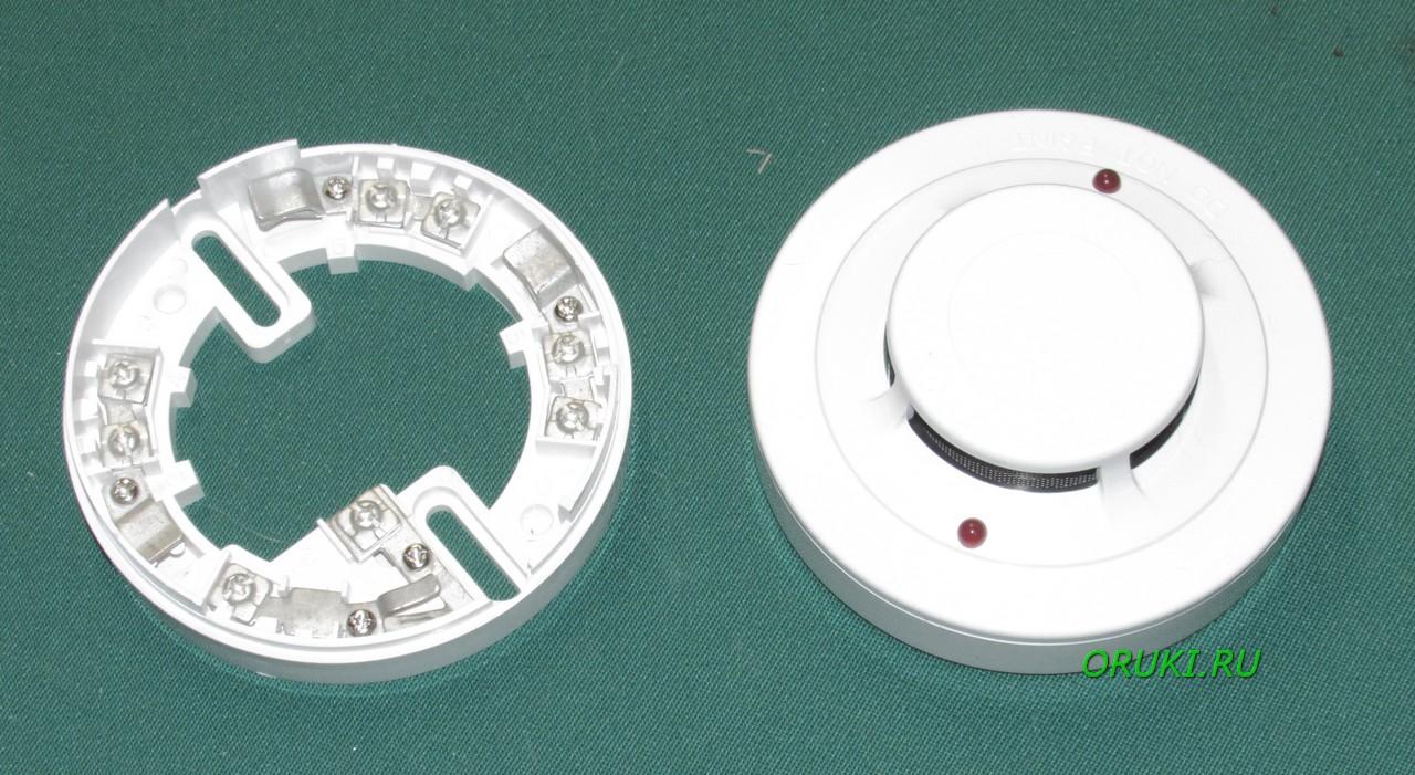 неплохой пожарный датчик RF03-ДО(01) v4