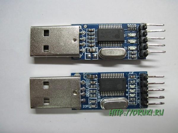 Китайские USB-TTL для программирования